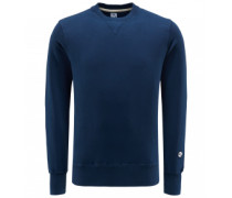 R-Neck Sweatshirt 'Aamerican' navy