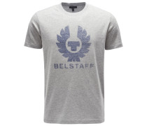 R-Neck T-Shirt 'Coteland' grau