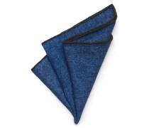 Einstecktuch dunkelblau