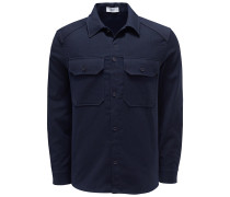 Overshirt navy