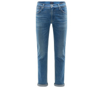 Jeans 'Bowery' graublau