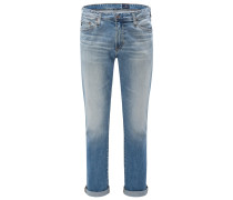 Jeans 'Everett Slim Straight' rauchblau