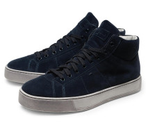 High Top Sneaker navy