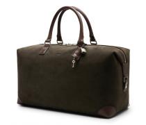 Reisetasche dunkelbraun