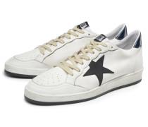 Sneaker 'Ball Star' offwhite/schwarz