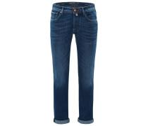 Jeans 'PW688 Comfort Slim Fit' dunkelblau