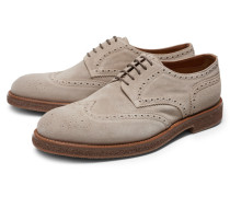 Fullbrogue beige
