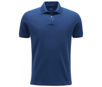 Poloshirt 'West' dunkelblau