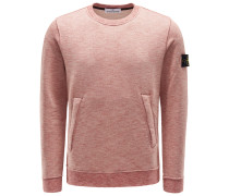 R-Neck Sweatshirt rot