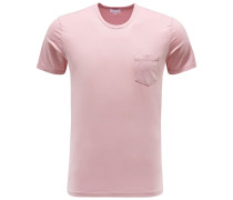 R-Neck T-Shirt altrosa