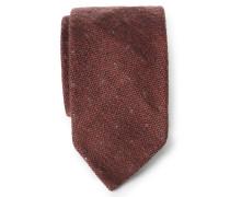 Krawatte rotbraun