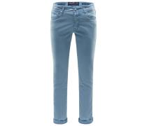 Hose 'J688 Comfort Slim Fit' rauchblau