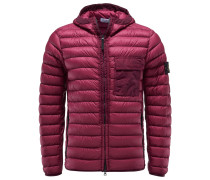 Daunenjacke 'Micro Yarn Down' bordeaux