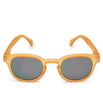 Sonnenbrille '#C Sun' orange/grau