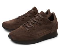 Sneaker 'Paradis' dunkelbraun