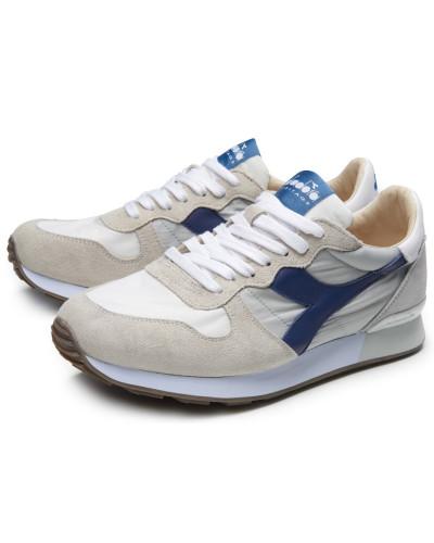 Diadora Herren Sneaker 'Camaro H SW Core' beige/rauchblau Heißen Verkauf Günstiger Preis Großhandel Qualität 1a8ae