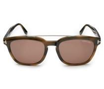 Sonnenbrille 'Holt' oliv/braun