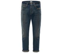 Jeans 'Rowan Relaxed Slim' graublau