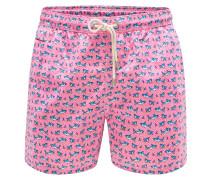 Badeshorts 'Malie Seventy' pink