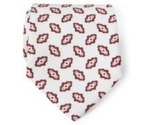 Krawatte bordeaux