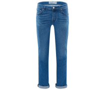 Jeans 'PW 620 Comfort Slim Fit' blau