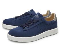 Sneaker 'Game H Kidskin' navy
