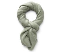 Cashmere Schal hellgrün