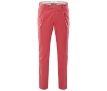 Baumwollhose 'Colonial Party Bombay Hills Super Slim Fit' koralle