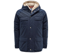 Daunenparka 'Deer Hunter' navy
