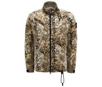 Jacke 'Alligator Camo Light Cotton-Nylon Rep' khaki