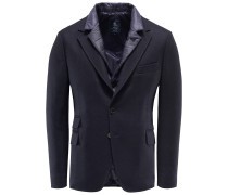Wolljacke dark navy