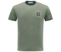R-Neck T-Shirt oliv