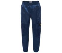 Joggpants 'Nylon Metal' dunkelblau