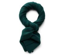 Cashmere Schal dunkelgrün