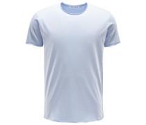 R-Neck T-Shirt 'Elia' hellblau