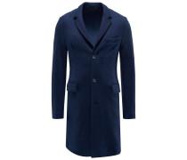 Cashmere Jersey-Mantel 'Impero' dunkelblau