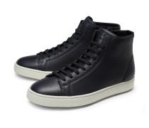 High Top Sneaker navy