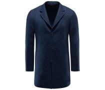 Cashmere Mantel 'Short Coat' navy