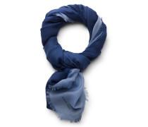 Schal dunkelblau/hellblau