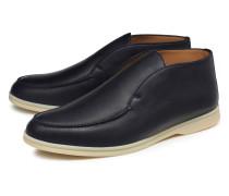 Loafer 'Open Walk' navy