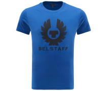 R-Neck T-Shirt 'Cranstone' blau