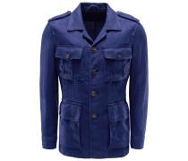 Field Jacket 'Aandrev' dunkelblau