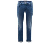 Jeans 'J688 Limited Comfort Slim Fit' graublau