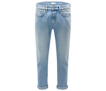 Jeans 'Cooper Tapered' hellblau