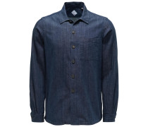 Jeans-Overshirt 'Heritage Limited Edition' navy