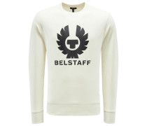 R-Neck Sweatshirt 'Holmswood' creme