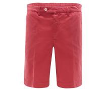 Shorts 'Core Amalfi' rot