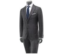 Anzug graubraun