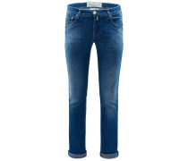 Jeans 'PW688 Comfort Slim Fit' blau