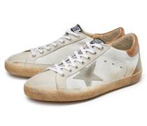 Sneaker 'Superstar' offwhite/beige